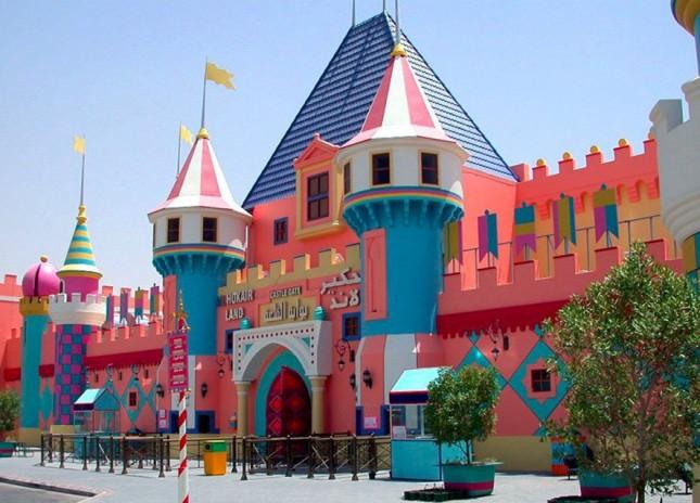 اجمل مدن ملاهي في الرياض