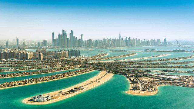 اجمل مزارات سيايحية متميزة في دبي .