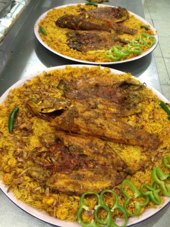 اشهر مطاعم أسماك و مأكولات بحرية في الخبر .