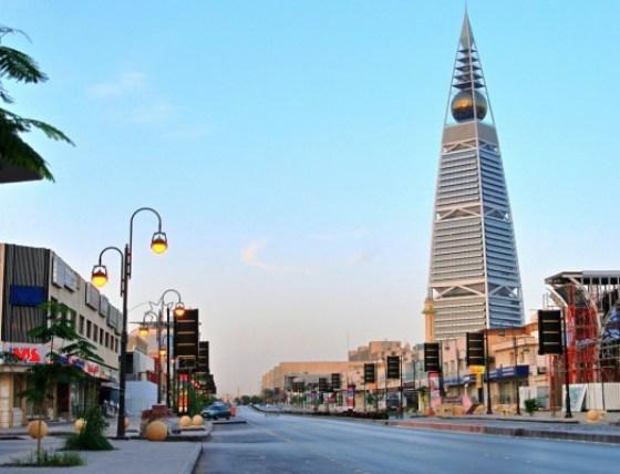 اطول ناطحات سحاب في السعودية .