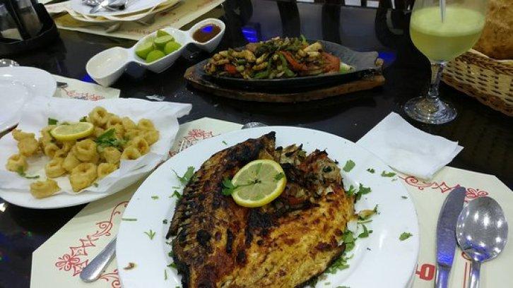 افضل مطاعم اسماك في السعودية