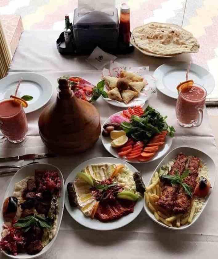 افضل مطاعم عائلات في الطائف .