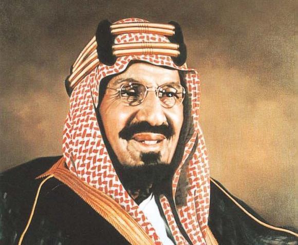 عبد العزيز آل سعود