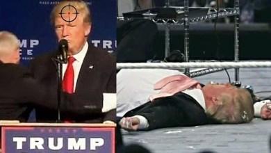 Photo of تفاصيل وصور محاولة لاغتيال الرئيس الأميركي دونالد ترامب بـسكين