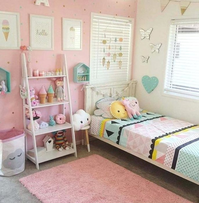 افضل ديكورات غرف نوم اطفال