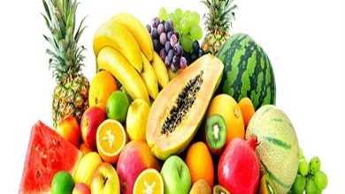 Photo of 11 نوع من الفواكه تساعد على فقدان الوزن