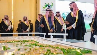 "Photo of انطلاق مشاريع التشجير ضمن برنامج ""الرياض الخضراء"""