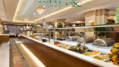 """Photo of """"الصحة"""" ترد على الرسالة التي تحذر من الأكل أو الطلب من المطاعم بسبب فيروس كورونا الجديد"""