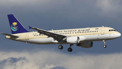 """Photo of """"الخطوط السعودية"""" تقرر استمرار تعليق رحلات الشحن الجوي لغوانزو الصينية"""