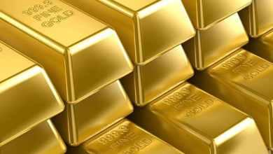 """Photo of """"كورونا"""" يقفز بسعر الذهب إلى أعلى مستوى له في 7 سنوات"""