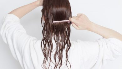 Photo of طريقة علاج جفاف الشعر بالحناء