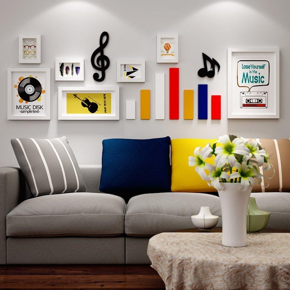 افكار لديكور غرف المعيشة