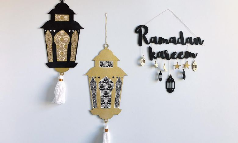 Photo of أفضل 6 ديكورات إقتصادية في شهر رمضان اصنعيها بنفسك