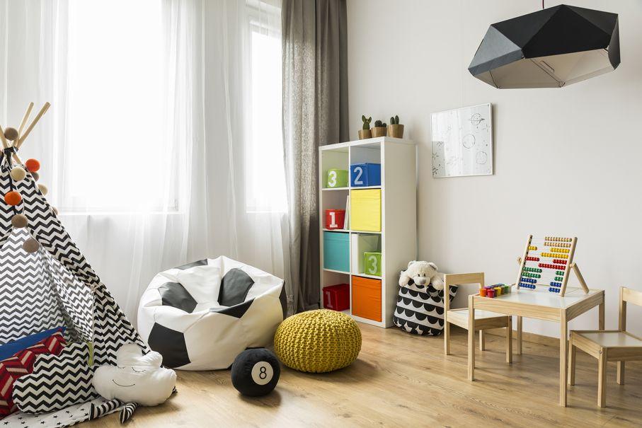 ديكورات غرف الاطفال 2020
