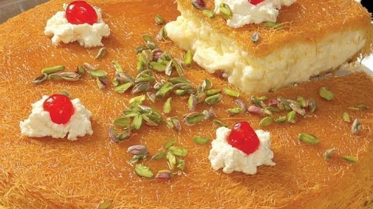 12 من أفضل محل حلويات لبيع الكنافة في الرياض