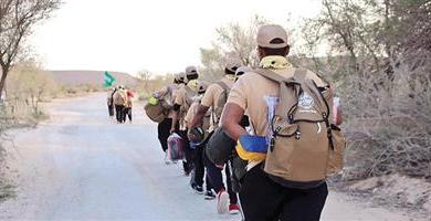 Photo of برنامج «التحدي والمغامرة» لكشافة الرياض