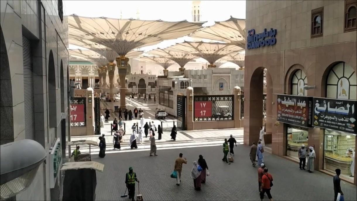 افضل 7 شركات سياحية بالمدينة المنورة