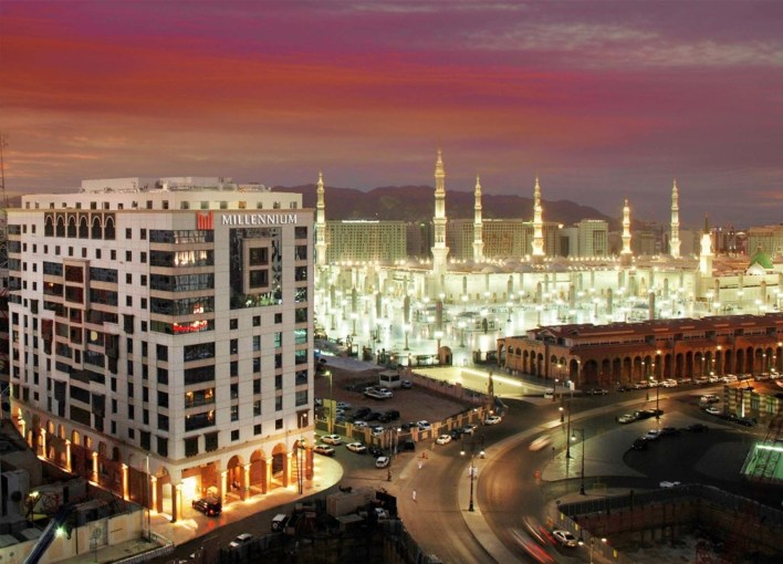 أرخص فنادق في مكة