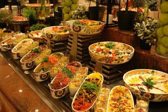 افضل 9 مطاعم تقدم بوفيه مفتوح بالرياض