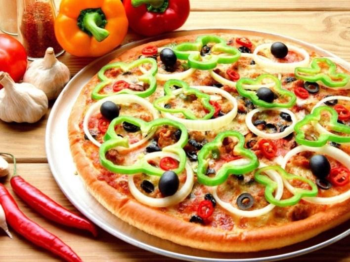 طرق متنوعة لعمل البيتزا