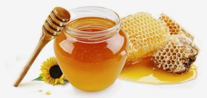 ماسكات العسل للبشرة .