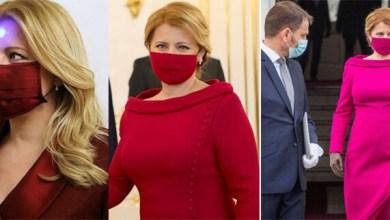 Photo of لا تنازل عن الأناقة حتى لو كانت في زمن الكورونا.. رئيسة سلوفاكيا تجذب انتباه العالم