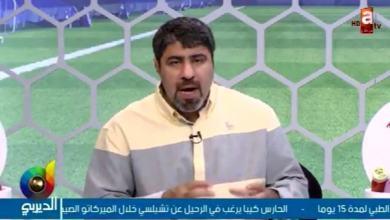 Photo of شاهد: عبدالعزيز عطية يفتح النار على صحيفة سعودية بسبب النصر