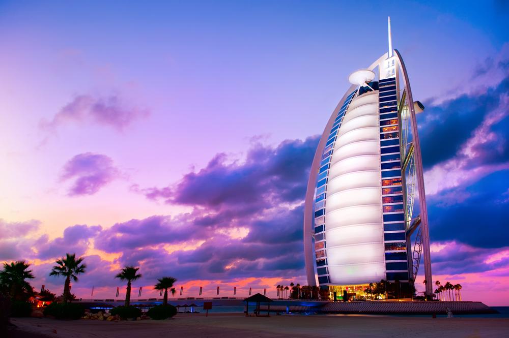 أماكن فاخرة للزيارة في دبي