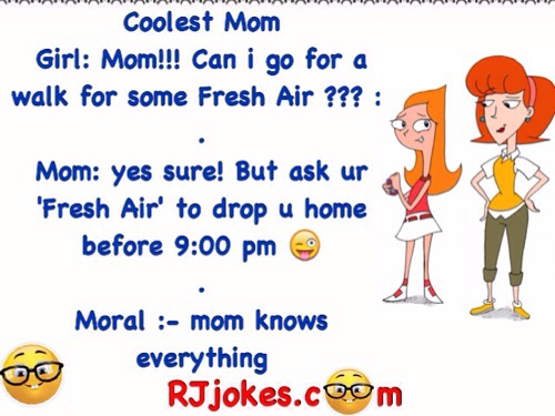 Funny mom Jokes in pictures