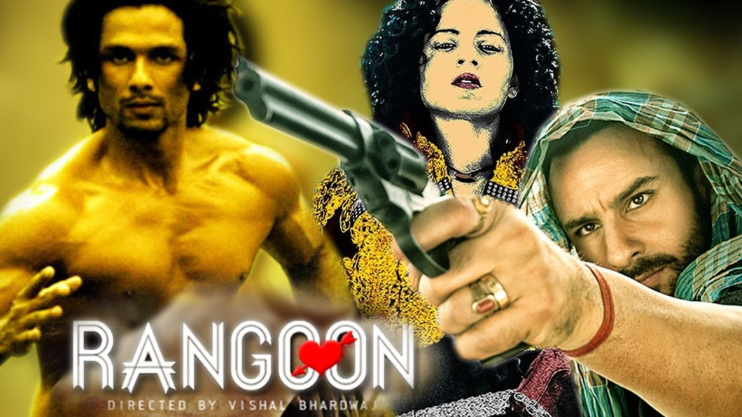 Rangoon movie 2017