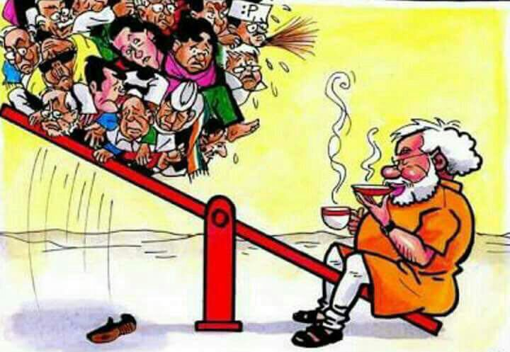 Best up election results cartoon Jokes