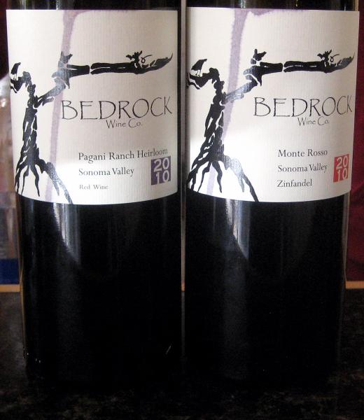 Bedrock reds