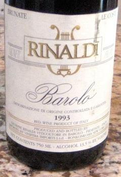 1993 Rinaldi Brunate