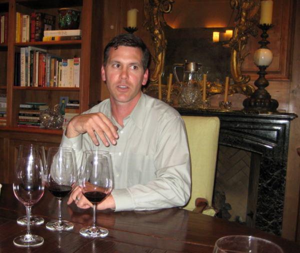 Rudd winemaker Patrick Sullivan