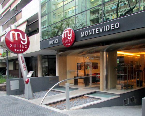 MySuites Wine Hotel in Montevideo