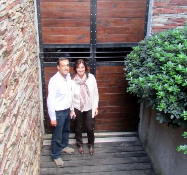Carlos and Ana Pizzorno