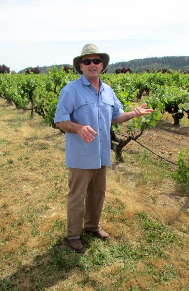 David Gates at Whitton Ranch