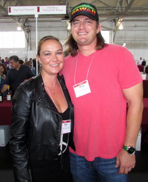 Mikael & Sally Sigouin of Kaena