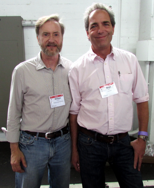 William Knuttel and Brad Alper of Ottimino