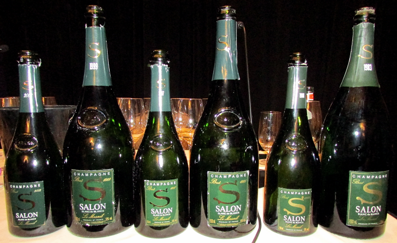 The Singular Greatness of Champagne SalonRJonWine.com