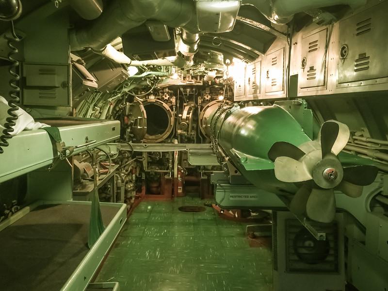 aft torpedo