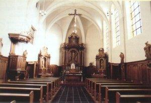 Interieur van het klooster St.-Agnetenberg.