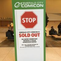 Welcome to Emerald City Comic Con! We're sold out!