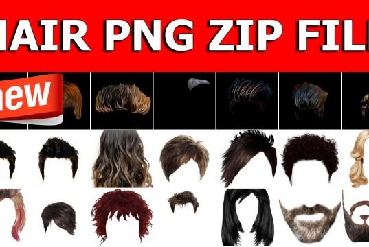 All Cb Edits Hair Png Download, 2018 Hair Png Zip File
