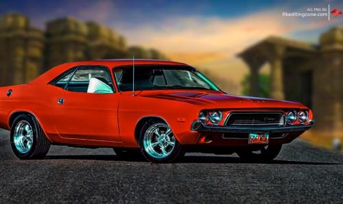 Photoshop Car Backgrounds.