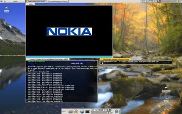 Emulating a Nokia N800 with QEMU