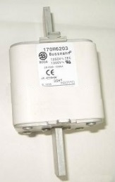Fuses, Coopper Bussmann, 170M6203 FUSE 1250V, 800 A