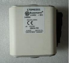 Fuses, Coopper Bussmann, 170M6501 FUSE 1100V, 1400 A