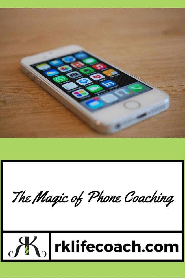 phone coaching