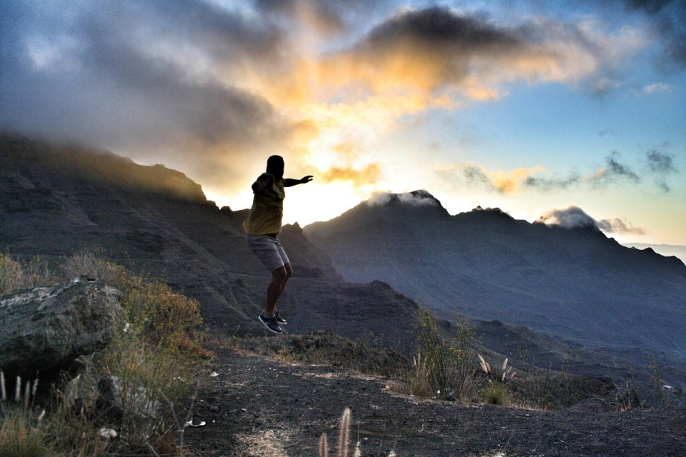 jumping back into life mindfully